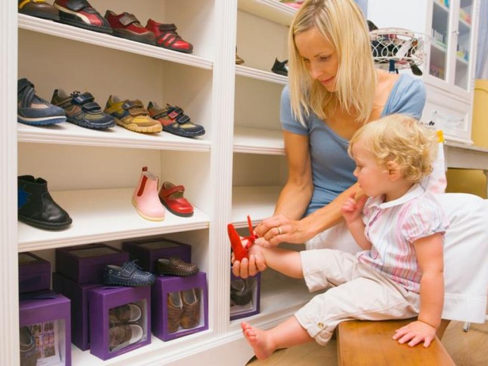 """Specialistai: tik nepirkite batų """"ant išaugimo"""""""