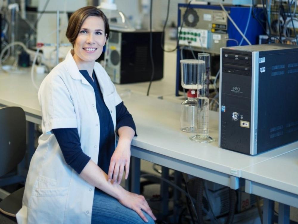 Popieriniai mokslininkų atlyginimai nekonkurencingi