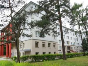 Klaipėdos ligoninės Tuberkuliozės filialui atnaujinti – milijonas eurų