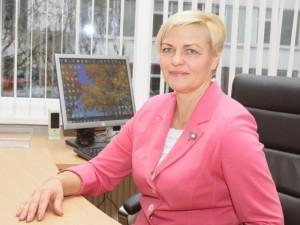 Neįgalumo ir darbingumo nustatymo tarnybai pradeda vadovauti V.Polujanskienė