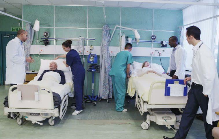 Sveikatos turistai tuština Jungtinės Karalystės iždą