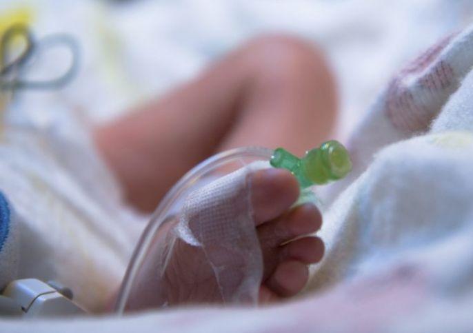 Dėl kraujavimo į smegenis Kauno ligoninėje atsidūręs kūdikis yra sunkios būklės