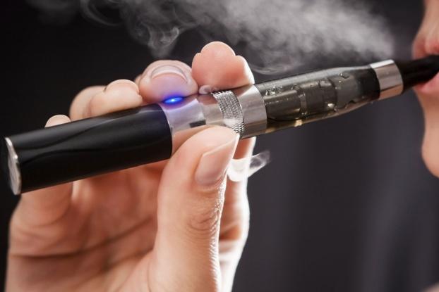 Nepilnamečius saugos nuo elektroninių cigarečių