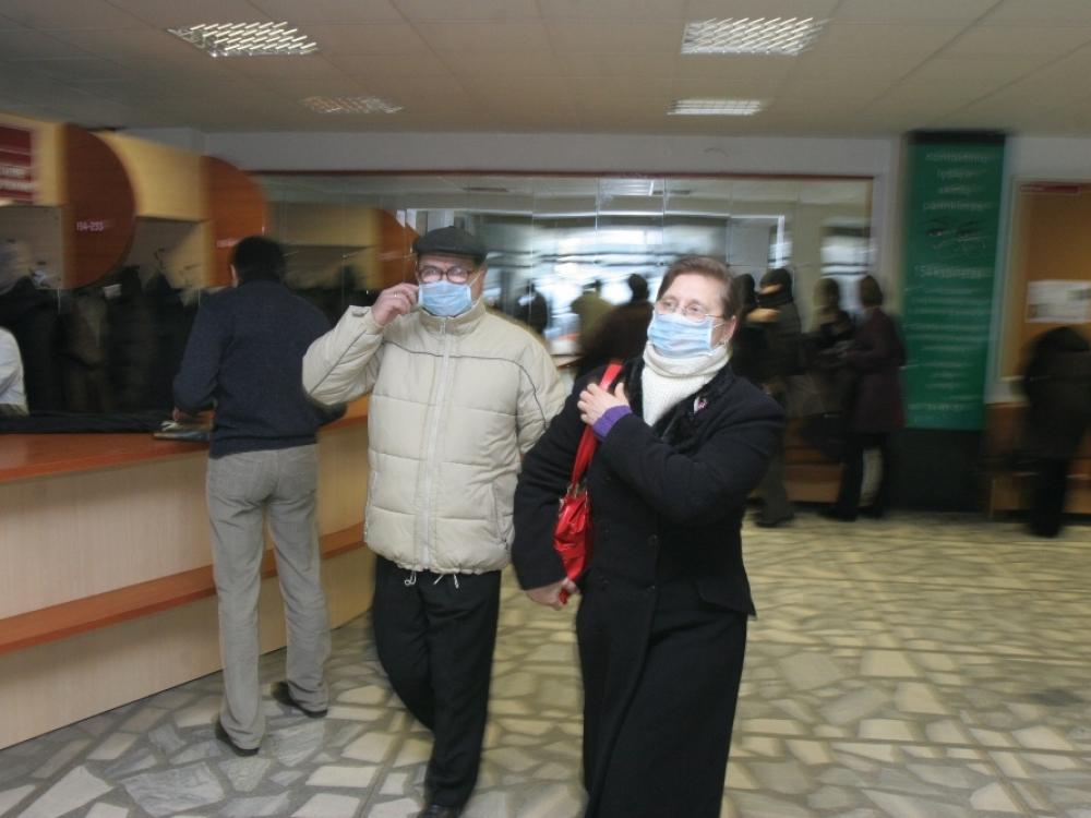 Lietuvoje prasideda gripo sezonas