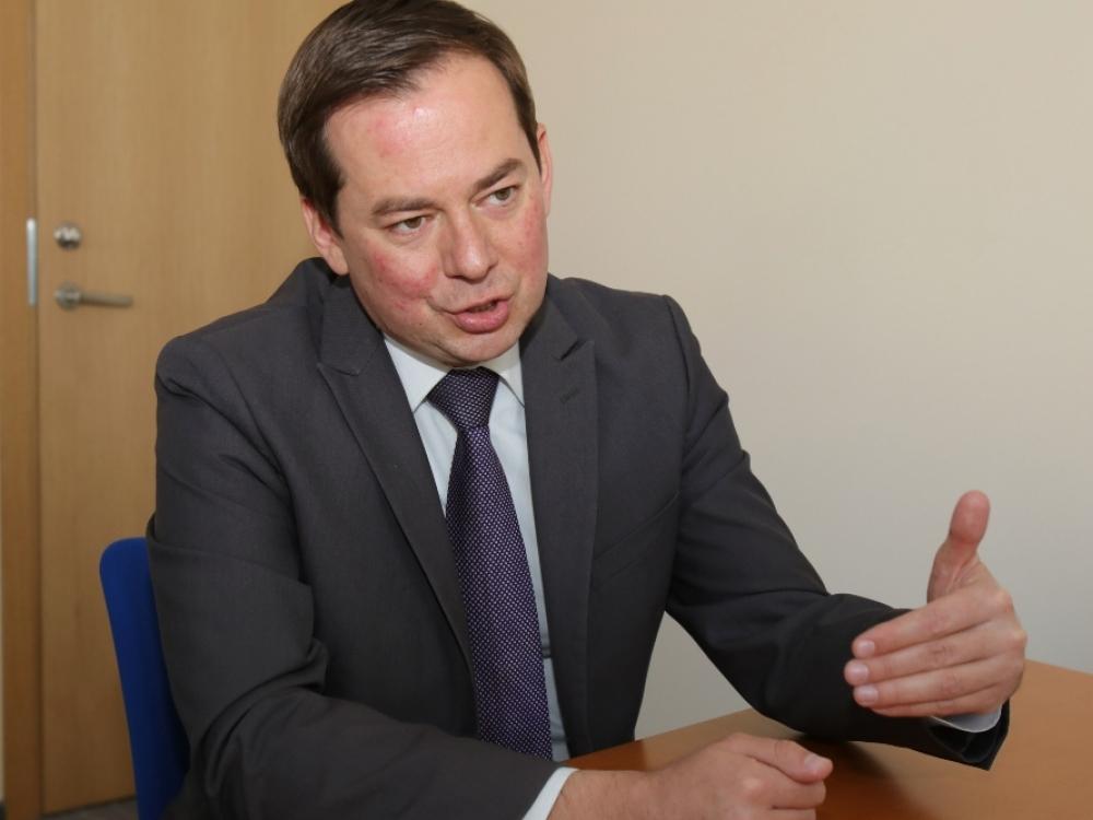 """Arnoldas Pranckevičius: """"Lietuvą kartais vadinu paradoksų šalimi"""""""