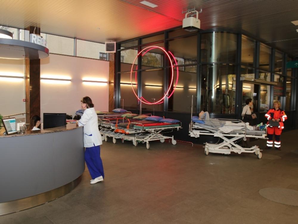 Respublikinė Klaipėdos ligoninė siūlo išbandytą ligoninių optimizavimą planą