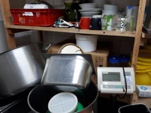 Dėl pažeidimų sustabdyta maisto ruoša mokyklose