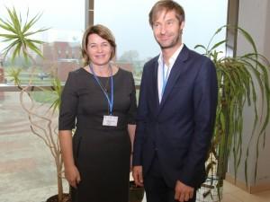 Tarptautinėje konferencijoje pristatytos insulto gydymo ir reabilitacijos naujovės