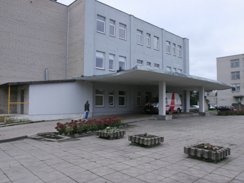 Dėl Kėdainių ligoninės pavadinimo – apklausa savivaldybės interneto svetainėje