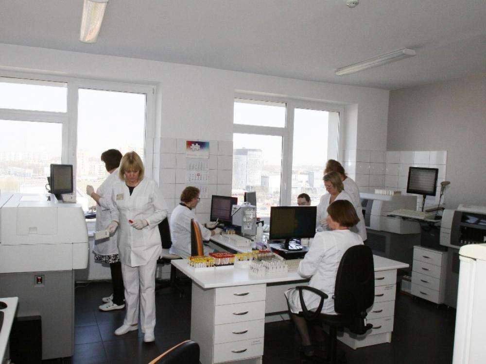 Sėkmingiausias sveikatos sektoriaus optimizavimo projektas