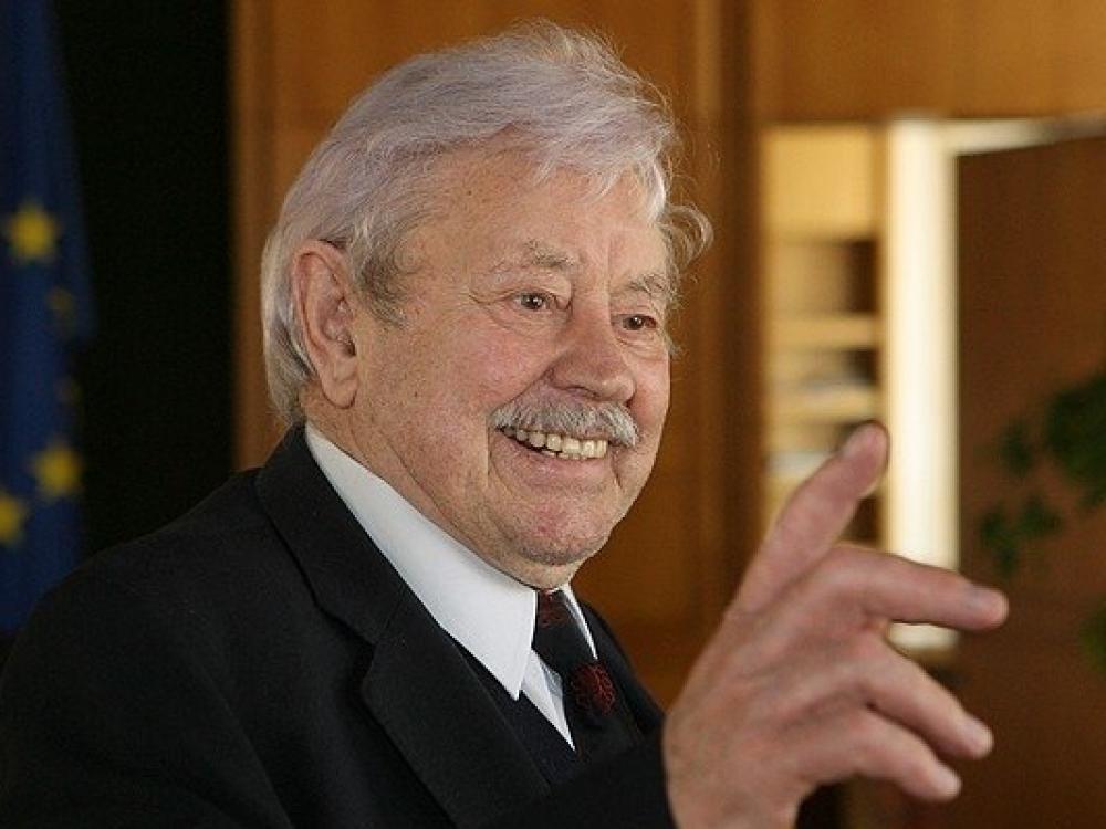 Mirė legendinis aktorius Donatas Banionis