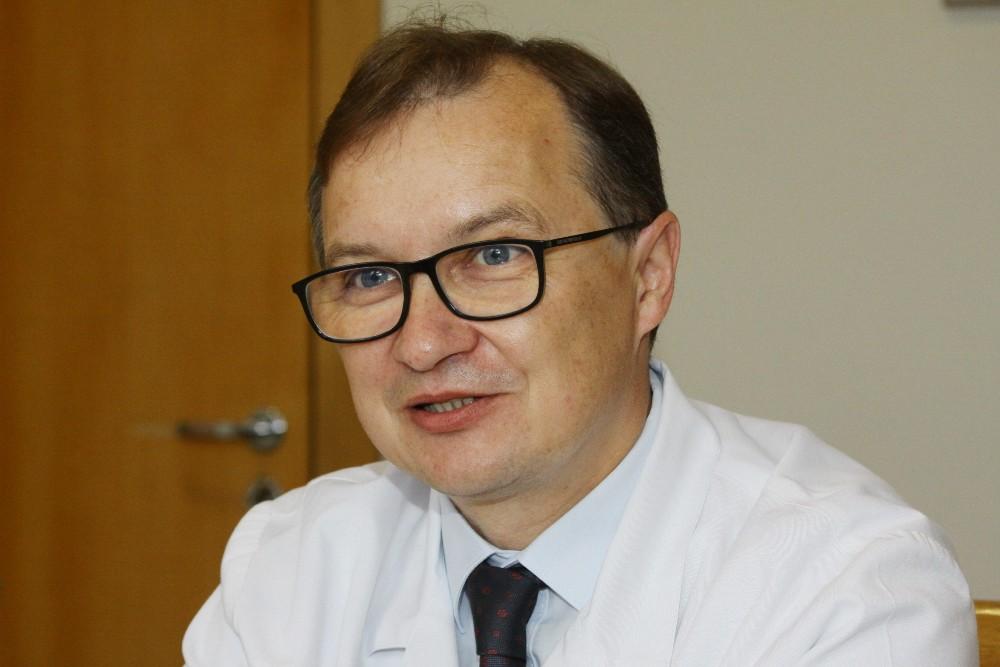 """Prof. Renaldas Jurkevičius: """"Medikai negali šitiek metų būti nelaimingi"""""""