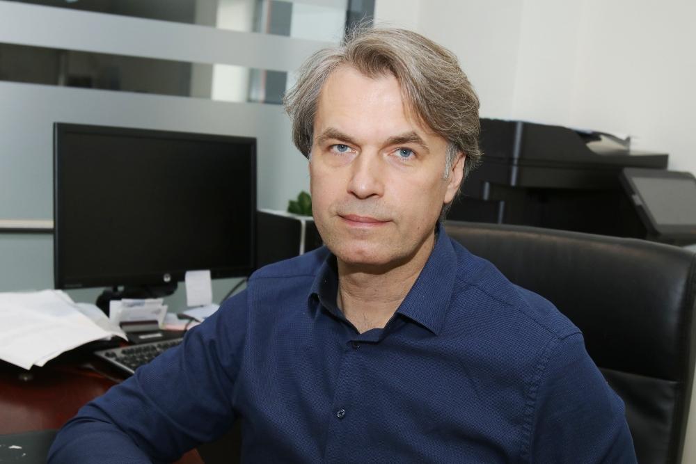 """Prof. Eugenijus Lesinskas: """"Medicina traukia universitetą į priekį"""""""