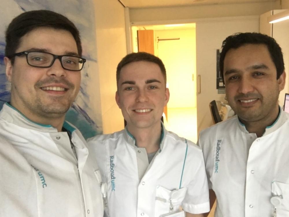 Darbuotojų žinios – svarbiausias įrankis tiksliai prostatos ligų diagnostikai
