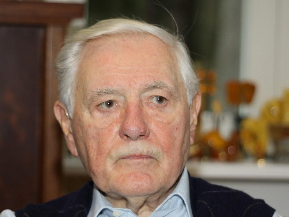 Kadenciją baigęs prezidentas V.Adamkus – ligoninėje
