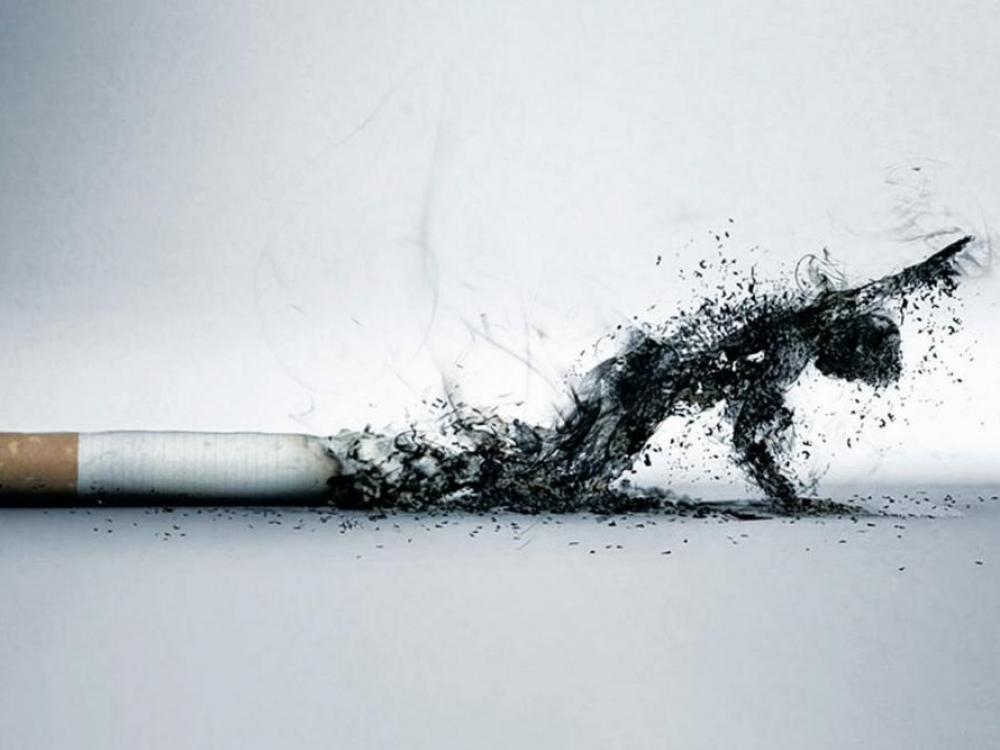 Kas ką meta: rūkalius įprotį ar atvirkščiai?