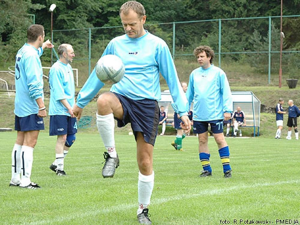 Donaldas Tuskas: karštakošis futbolininkas pasiruošęs kompromisams