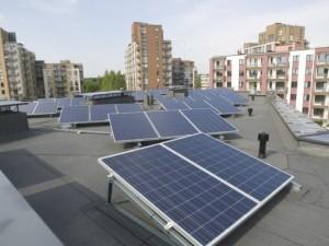 Bliūkšta tikslai dėl saulės jėgainių