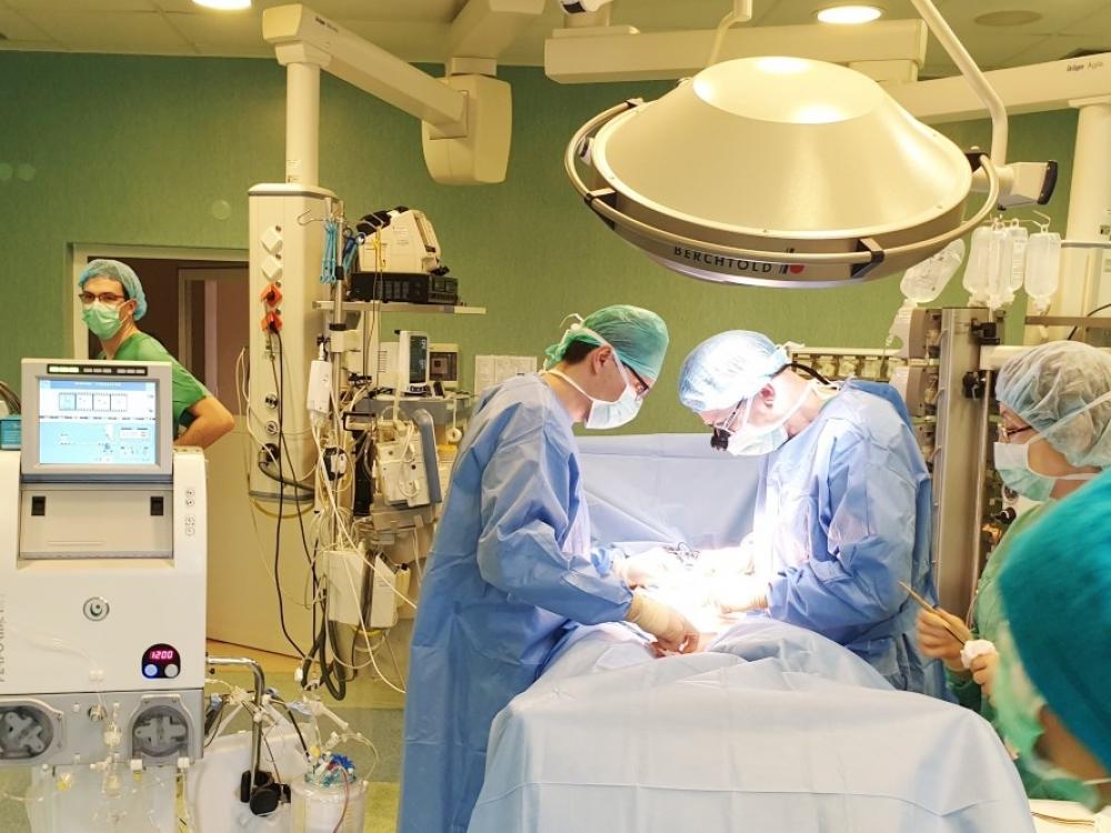 Pirmą kartą Lietuvoje pritaikyta chemoterapija izoliuotoje galūnėje