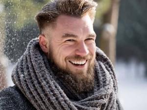 Kad barzda žvilgėtų ir žiemą