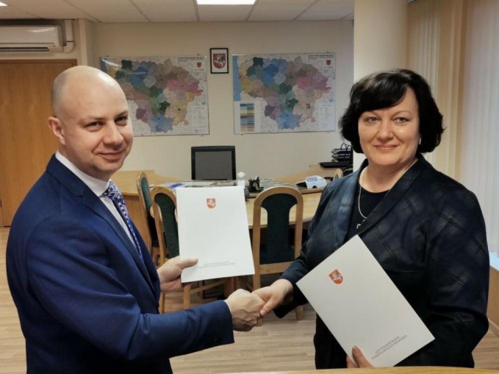 SAM ir Lietuvos akušerių sąjunga skatins rinktis saugų gimdymą