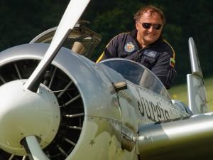 Tik nedaug pilotų dirba iki pensijos