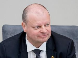 Premjeras sako nesuprantantis, kodėl VTEK pripažino A.Verygą pažeidus įstatymą