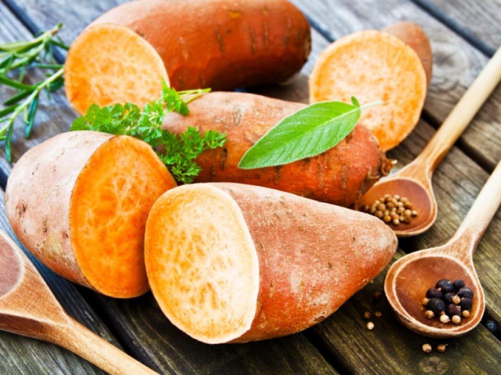 Batatai vietoje bulvių – mados reikalas