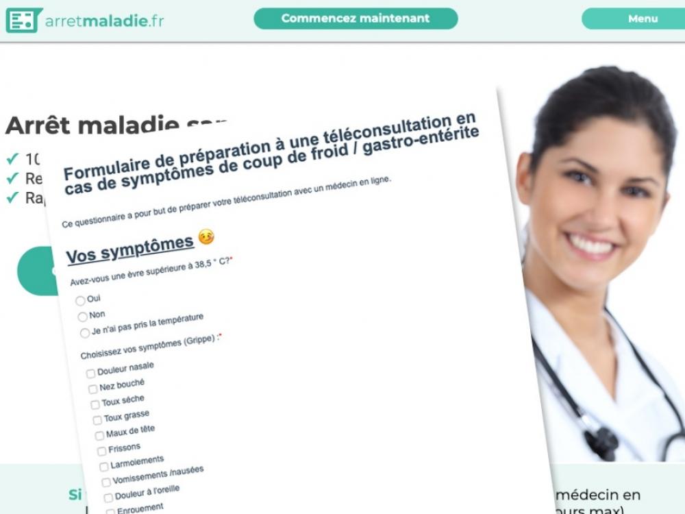 """Prancūzijos gydytojai - prieš """"uberizuotus"""" ligos raštelius"""