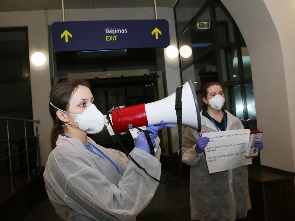 (Ne)pažįstamas baubas: viruso geografija plečiasi