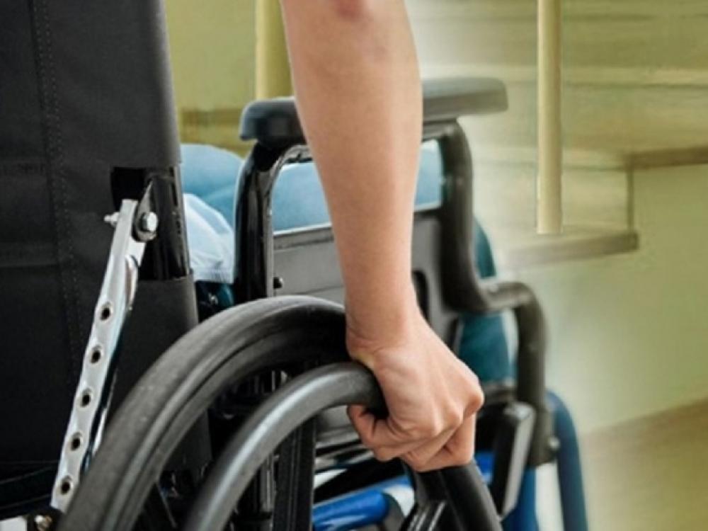 Kas neįgalųjį užkels ant rentgeno?