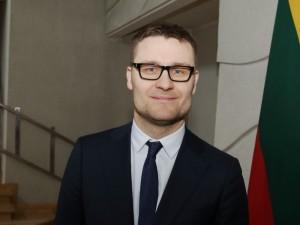 Paulius Gradeckas nebepatarinės premjerui
