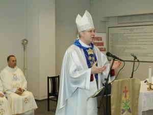 Telšių vyskupas: ligoninė yra Gailestingumo namai