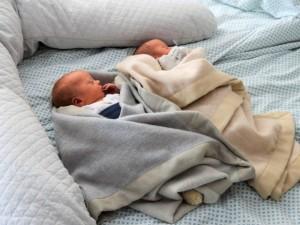 Kauno klinikinėje ligoninėje – dvynukų gausa