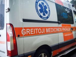 Iš Alytaus į Kauno ligoninę atvežtas vyras koronavirusu neserga