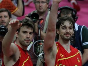 Markas ir Pau Gasoliai: tandemas, neišgelbėjęs ispanų nuo skaudaus pralaimėjimo