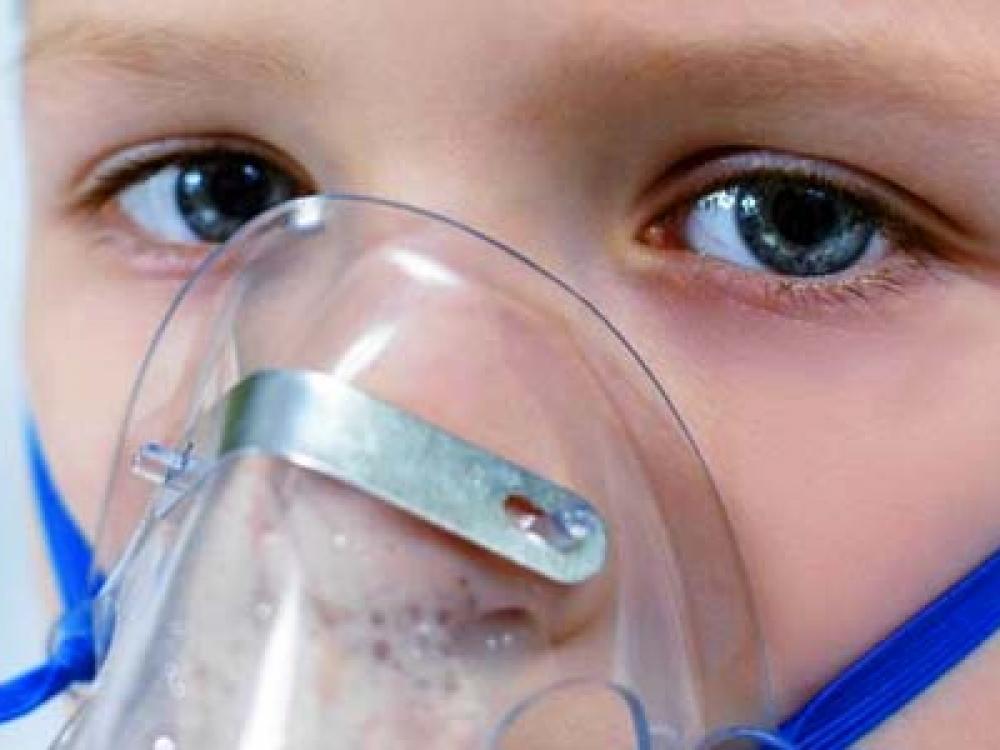 JAV vaikus pakirto retas virusas