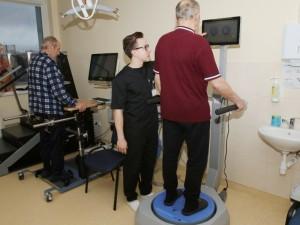 Klaipėdos jūrininkų ligoninės medikai pacientus reabilituoja išmaniai