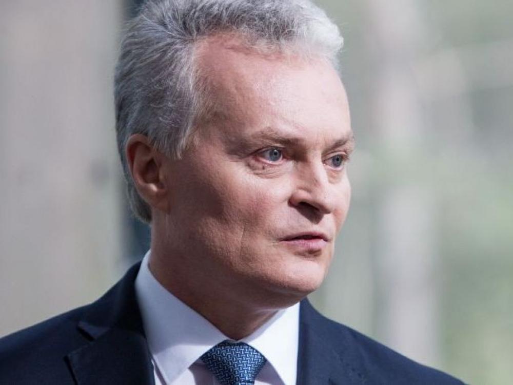 G.Nausėda: iš koronaviruso protrūkio šalių grįžę lietuviai turėtų elgtis atsakingai