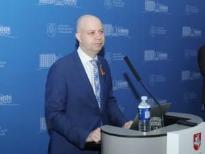 A.Veryga: nė viena šalis nėra pasiruošusi Italijos scenarijui