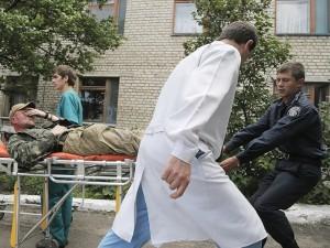Lietuvoje gydoma 14 Ukrainos karių