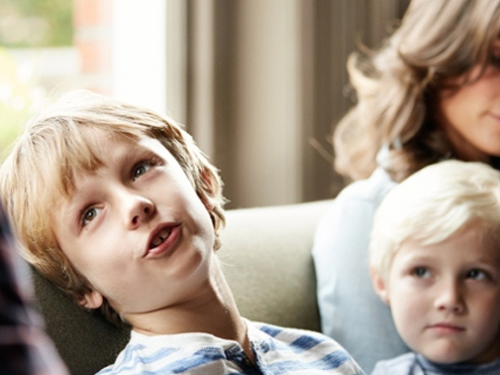 Su vaikais kalbame apie virusą: ką ir kaip pasakoti?
