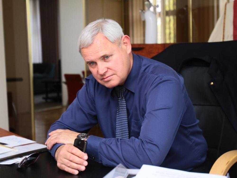 """Klaipėdos meras: """"Dividendų nesiekiu"""""""