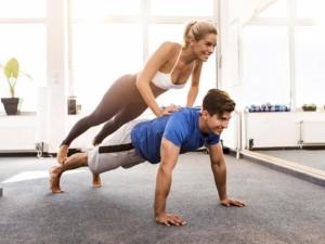 Sportuodami dviese padvigubinsite motyvaciją