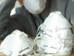 Iš Kinijos SAM perka beveik 2 mln. respiratorių, beveik 6 mln. kaukių (atnaujinta)