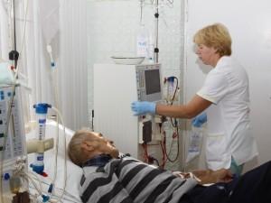 Pakruojo ligoninės medikai: padarysime viską, kad pacientas išeitų ne tik sveikas, bet ir laimingas