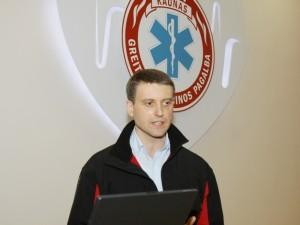 Nerijus Mikelionis: savanorių pagalba neįkainojama