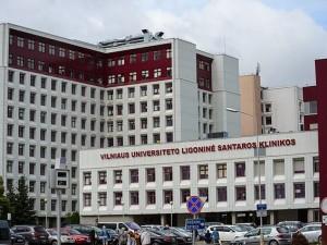Užsikrėtus šeimos gydytojui, šeštadienį nedirbs Santaros klinikų Šeimos medicinos centras