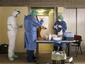Koronavirusu jau užsikrėtė 5 medikai