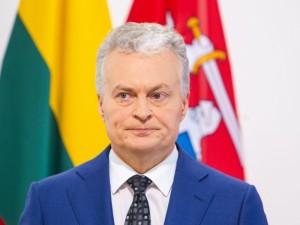 Lietuvoje paskelbus apie pirmąją mirtį nuo koronaviruso, G.Nausėda ragina likti namuose